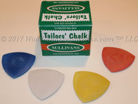 Tailors' Chalk -  12 Piece Box - Woodland Quiltworks, LLC