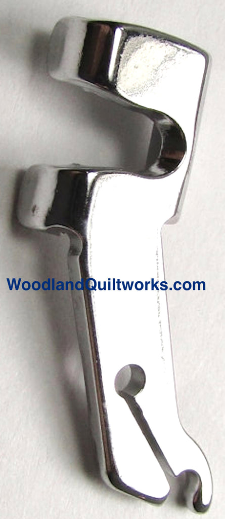 Slant Shank Adapter for Snap-On Feet - Woodland Quiltworks, LLC