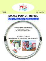 Small Pop-Up Pattern Refill Spring 5.5