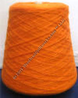 Knitting / Crochet Yarn - Tamm 3 Ply Astracryl T1208 ORANGE - Woodland Quiltworks, LLC
