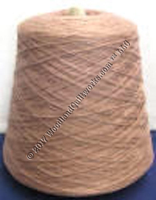 Knitting / Crochet Yarn - Tamm 3 Ply Astracryl T1223 MILK CHOCOLATE - Woodland Quiltworks, LLC