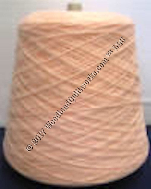 Knitting / Crochet Yarn - Tamm 3 Ply Astracryl T1232 PEACH - Woodland Quiltworks, LLC