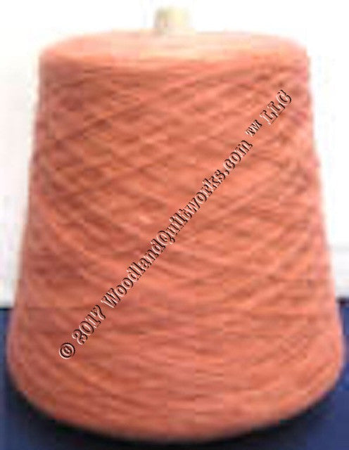 Knitting / Crochet Yarn - Tamm 3 Ply Astracryl T1238 EARTH ROSE - Woodland Quiltworks, LLC
