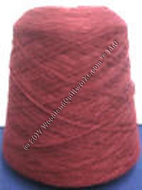 Knitting / Crochet Yarn - Tamm 3 Ply Astracryl T1249 MAROON - Woodland Quiltworks, LLC