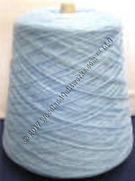 Knitting / Crochet Yarn - Tamm 3 Ply Astracryl T1262 MEDIUM BLUE - Woodland Quiltworks, LLC