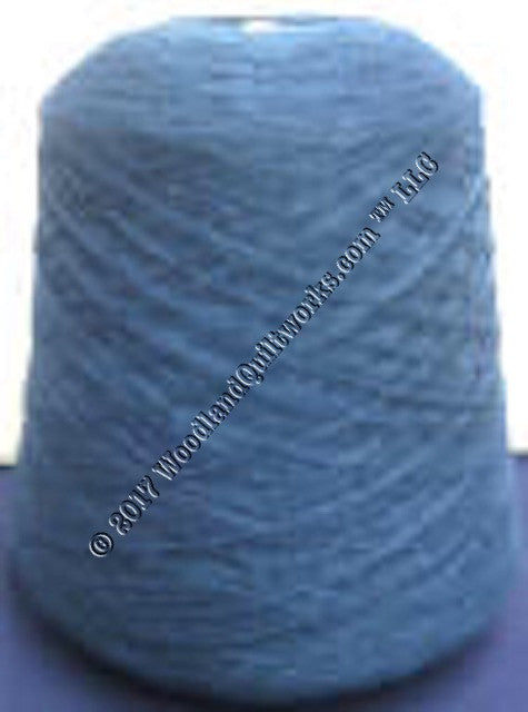 Knitting / Crochet Yarn - Tamm 3 Ply Astracryl T1265 BLUE LAVA - Woodland Quiltworks, LLC