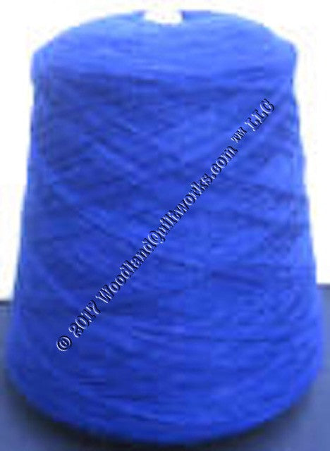 Knitting / Crochet Yarn - Tamm 3 Ply Astracryl T1268 ROYAL - Woodland Quiltworks, LLC