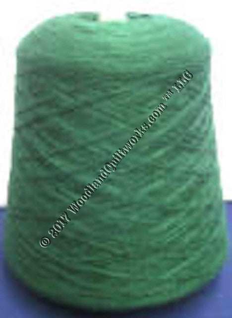 Knitting / Crochet Yarn - Tamm 3 Ply Astracryl T1288 HUNTER GREEN - Woodland Quiltworks, LLC
