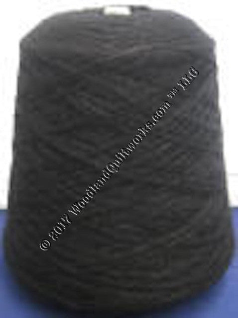 Knitting / Crochet Yarn - Tamm 3 Ply Astracryl T1299 BLACK - Woodland Quiltworks, LLC