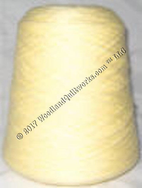 Knitting / Crochet Yarn - Bebe Tamm Solids T3705 BABY YELLOW - Woodland Quiltworks, LLC