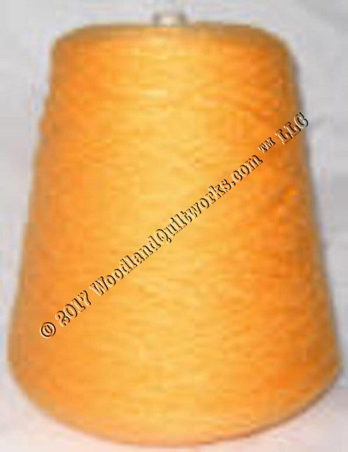 Knitting / Crochet Yarn - Bebe Tamm Solids T3723 PUMPKIN - Woodland Quiltworks, LLC