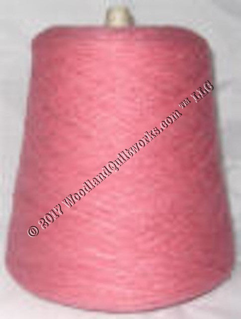 Knitting / Crochet Yarn - Bebe Tamm Solids T3737 DUSTY PINK - Woodland Quiltworks, LLC