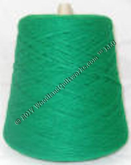 Knitting / Crochet Yarn - Bebe Tamm Solids T3786 FLAG GREEN - Woodland Quiltworks, LLC