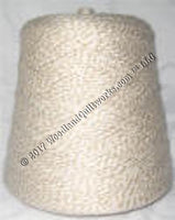 Knitting / Crochet Yarn - Bebe Tamm Color Combos & Variegated T3794 BEIGE w/ WHITE - Woodland Quiltworks, LLC