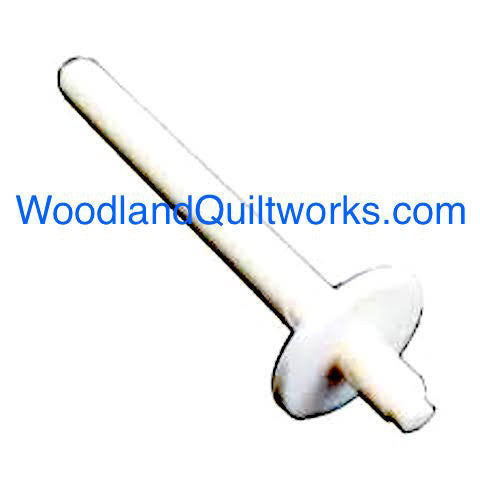 Spool Pin Press-In Plastic - Woodland Quiltworks, LLC