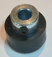 Friction Drive Motor Pulley - 1/4