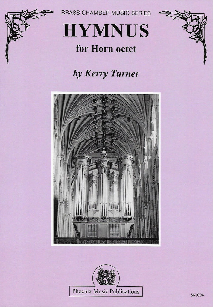 HYMNUS for Horn Octet by Kerry Turner