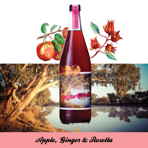 Apple, Ginger & Rosella
