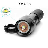 New Ultra Bright CREE XM-L T6 LED Flashlight 5 Modes