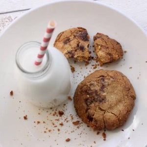 Chocolate Whey Cookies
