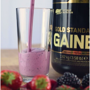 Gainer Berry Blast Smoothie