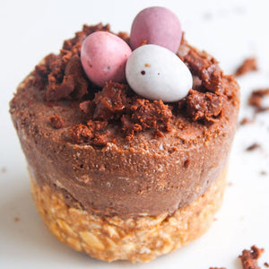 Single Serve Easter Cheesecake - Adrenal Switch by Switch Nutrition | MAK Fitness