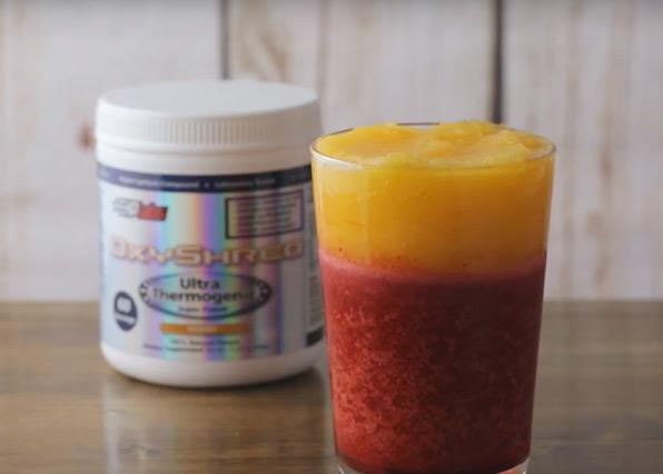 Cherry Mango OxyShred Smoothie