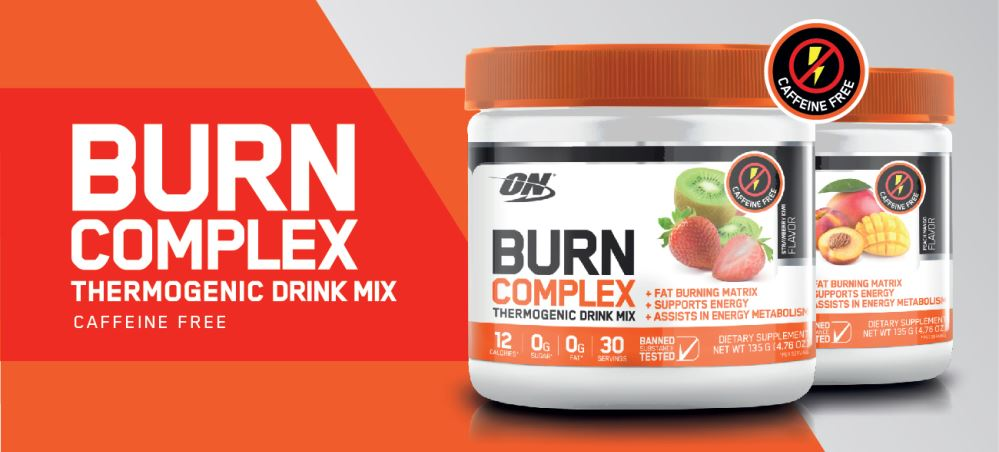 Image result for optimum nutrition burn complex stim banner