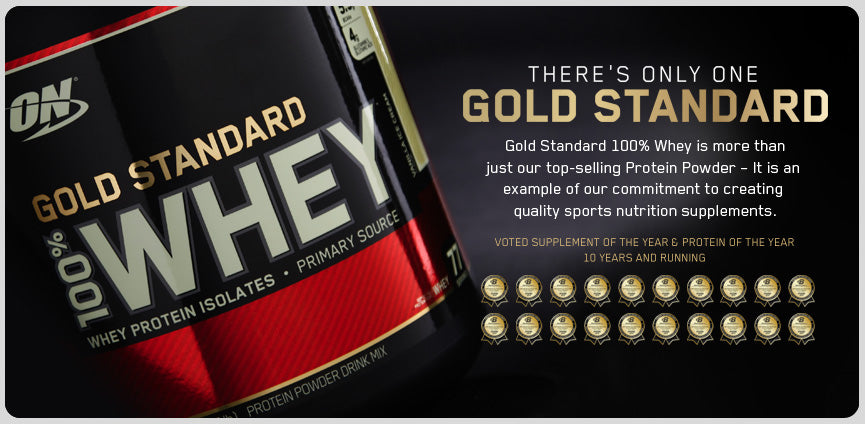 Optimum Nutrition Gold Standard 100 Whey Review Supps42