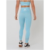 Aurora Tights - Cyan by Obsessed Gymwear | MAK Fitness