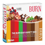 Burn Bar Box of 12 - Variety Box - Maxine's | MAK Fitness