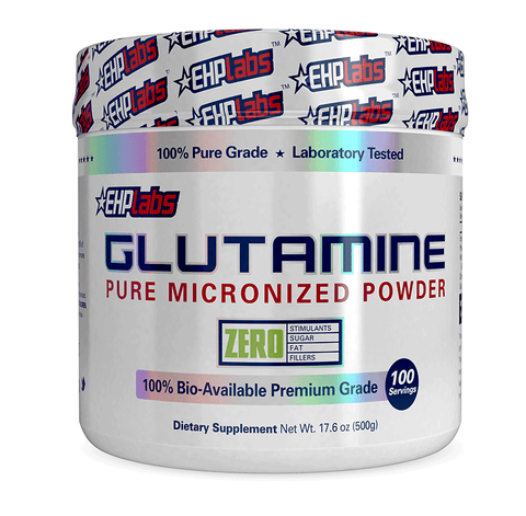 Glutamine by EHPlabs | MAK Fitness