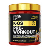 K-OS Pre-Workout - BSc | Clear Cola