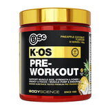 K-OS Pre-Workout - BSc | Pineapple Coconut