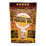 Chocolate Chip Pancake Mix Front - Macro Mike | MAK Fitness