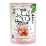 All Natural Plant Protein - Strawberry Sundae - Muscle Nation | MAK Fitness