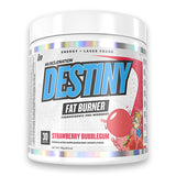 Destiny Fat Burner - Strawberry Bubblegum - Muscle Nation | MAK Fitness