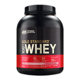 Gold Standard 100% Whey - 2.27kg - Delicious Strawberry - Optimum Nutrition | MAK Fitness