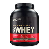 Gold Standard 100% Whey - 2.27kg - Double Rich Chocolate - Optimum Nutrition | MAK Fitness