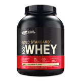Gold Standard 100% Whey - 2.27kg - Vanilla Ice Cream - Optimum Nutrition | MAK Fitness