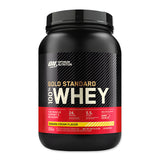 Gold Standard 100% Whey - 907g - Banana Cream - Optimum Nutrition | MAK Fitness