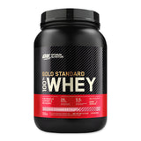 Gold Standard 100% Whey - 907g - Delicious Strawberry - Optimum Nutrition | MAK Fitness
