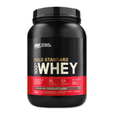 Gold Standard 100% Whey - 907g - Extreme Milk Chocolate - Optimum Nutrition | MAK Fitness