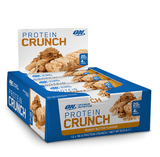 Protein Crunch (Box of 12) by Optimum Nutrition | MAK Fitness