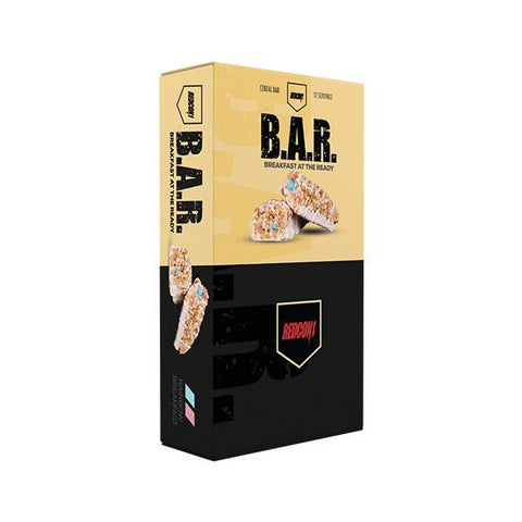 B.A.R (Box of 12) by RedCon1 | MAK Fitness