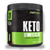 Keto Switch - 20 Serves - Chocolate - Switch Nutrition | MAK Fitness