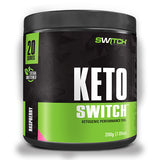 Keto Switch - 20 Serves - Raspberry - Switch Nutrition | MAK Fitness