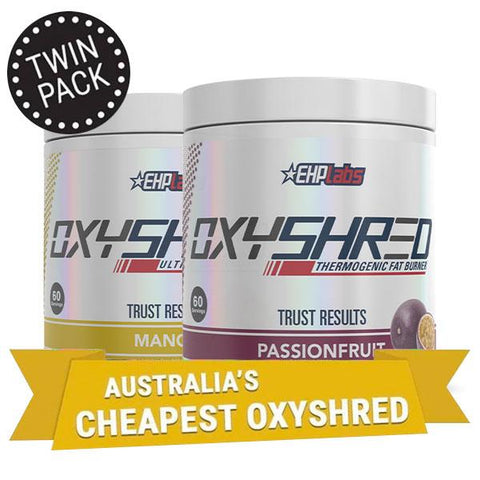 Twin Pack: OxyShred