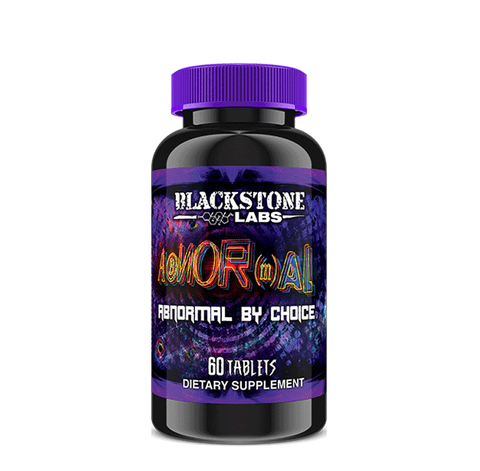 Abnormal by Blackstone Labs | MAK Fitness