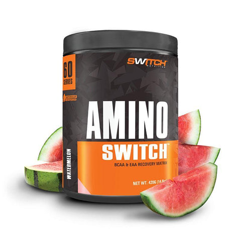Amino Switch by Switch Nutrition | MAK Fitness